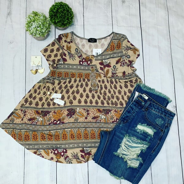 Outfit of the Day - 7/25!
