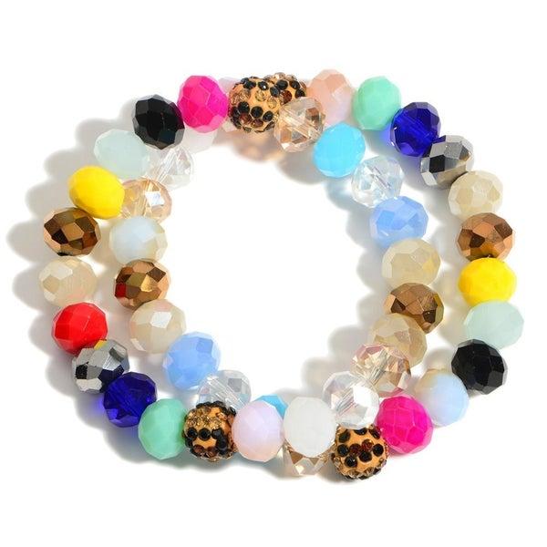 Not Afraid To Sparkle Bracelets