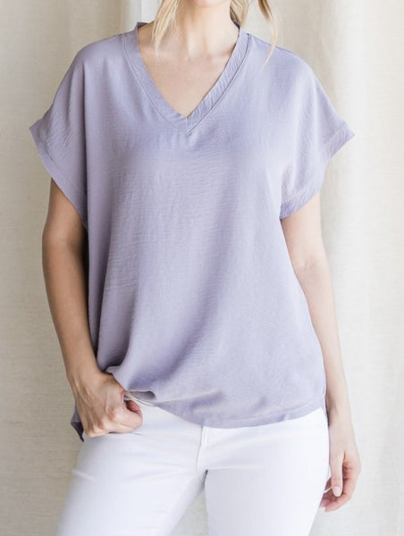 Lavender Love Of My Life Top