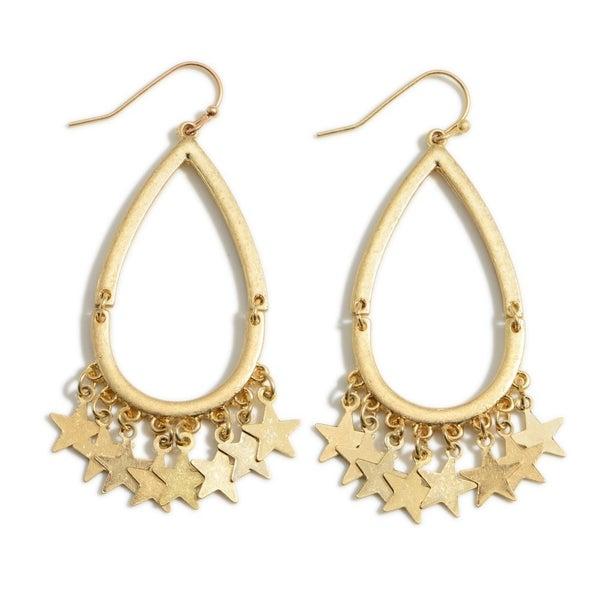 golden Girl Earrings