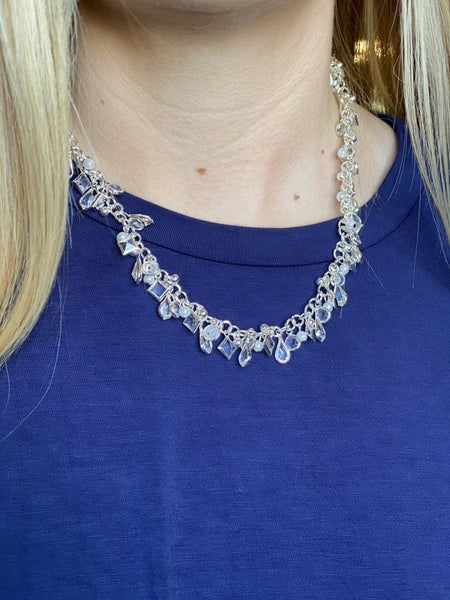 Love, Poppy Silver Necklaces - Savvy Deal! *Final Sale*