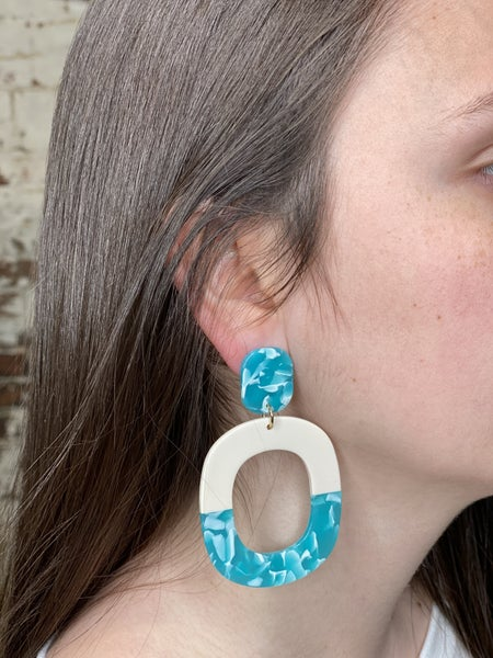 Take me to the Water Earrings