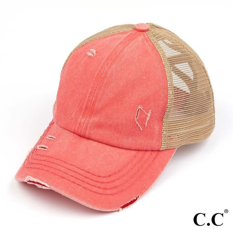Game Day Ready C.C Ball Cap *Adult & Child*