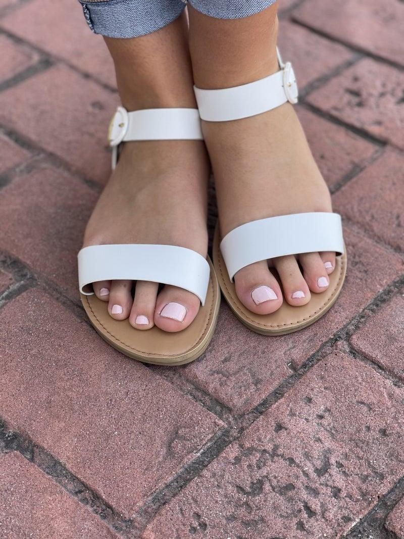 Walking On Cloud 9 Sandals