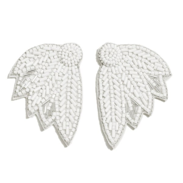 See The Good Earrings: White