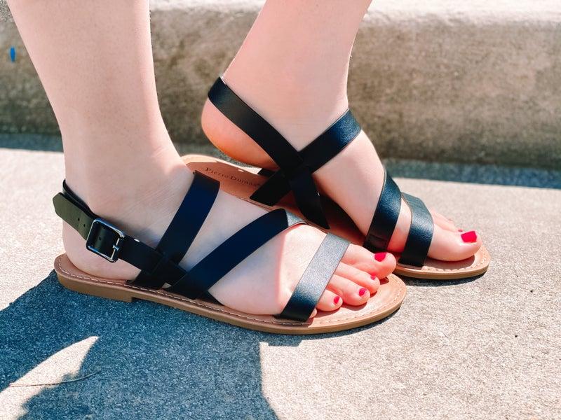 Must Have Summer Sandal *Pierre Dumas*