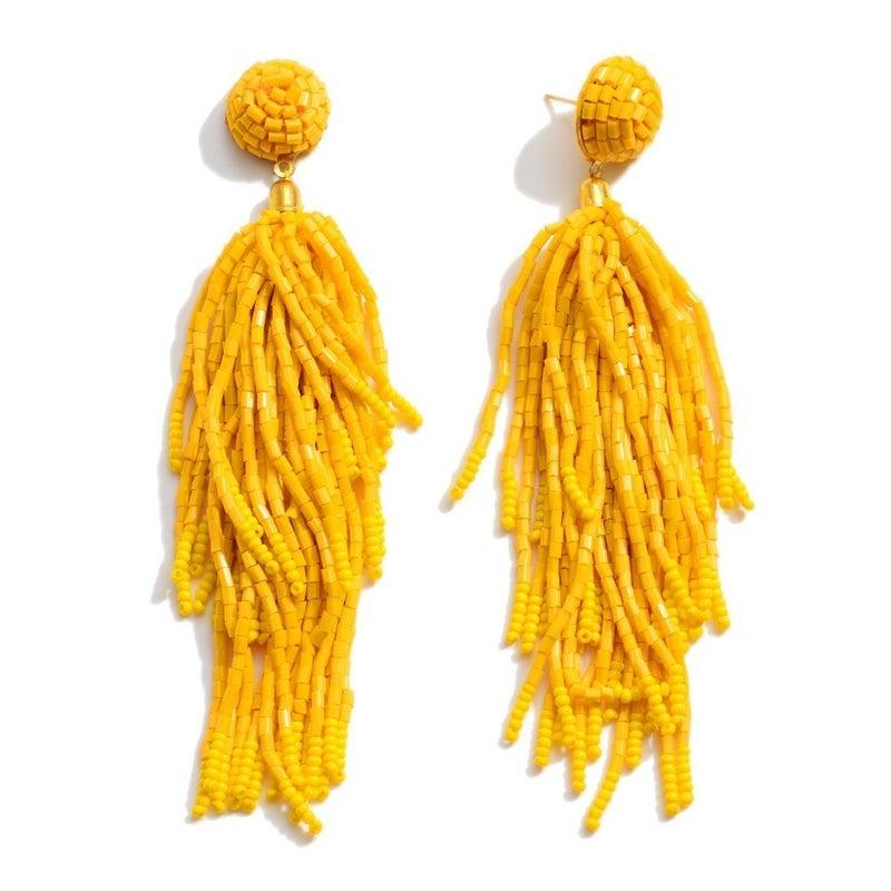 Tassel Life Earrings