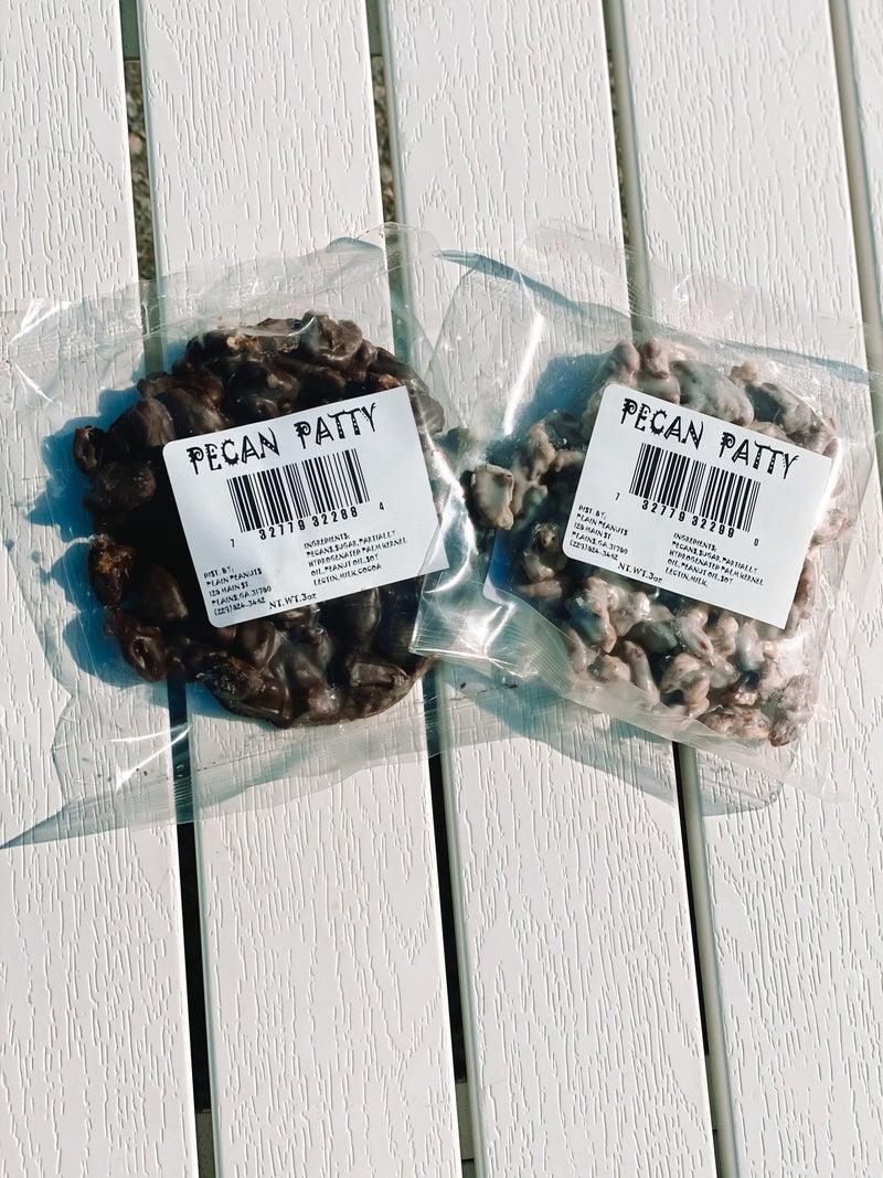 LOCAL Plains Peanuts-Pecan Patty *2 kind*