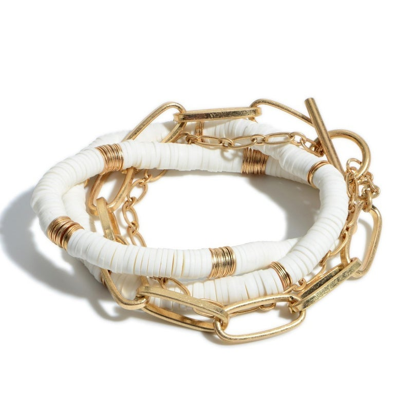 One And Only Bracelet *White*