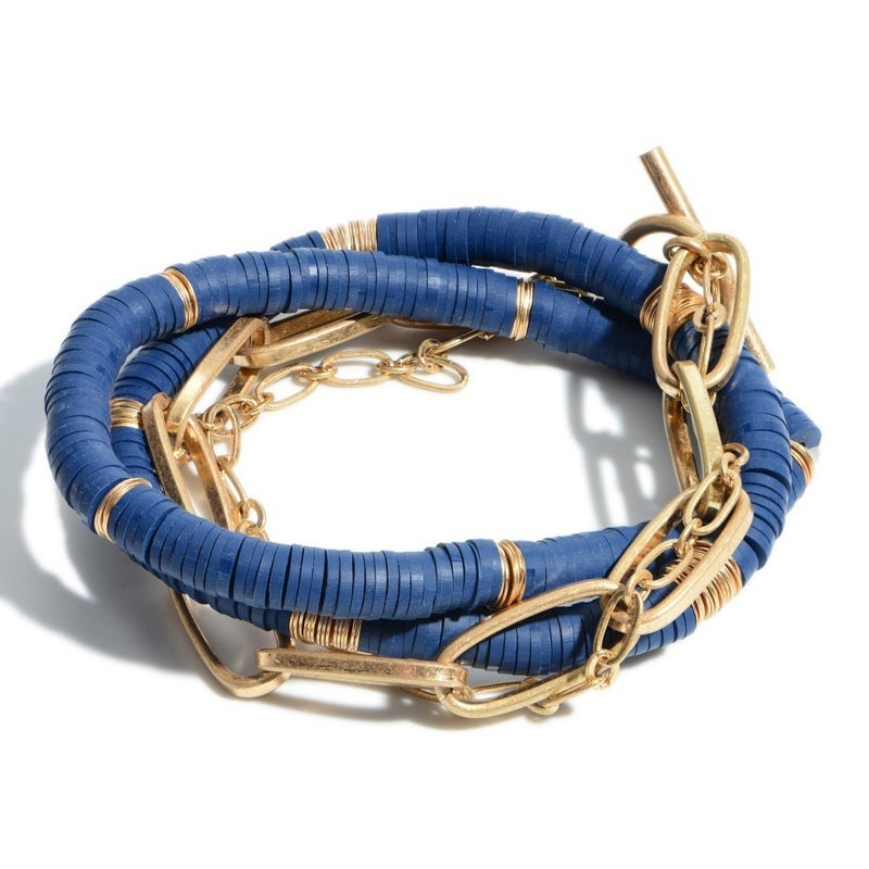 One And Only Bracelet *Blue*
