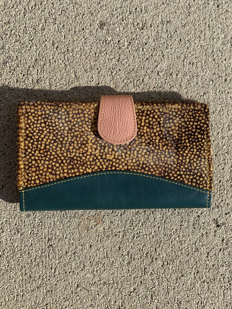 The Mari Leather Wallet