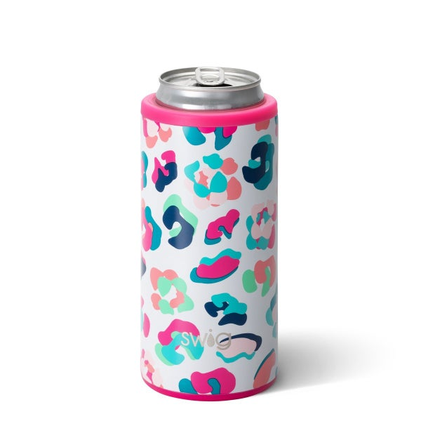 Swig-Party Animal Skinny Can Cooler (12oz)
