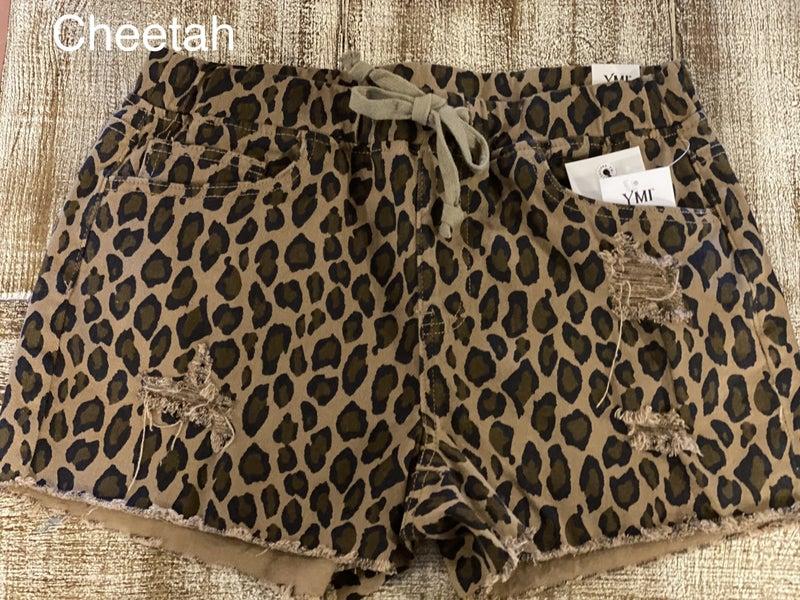 Cheetah YMI Joggers