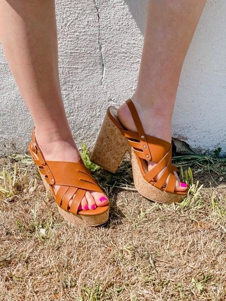 Walk This Way Heels