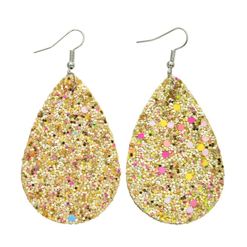 It's Glitter Time Earrings