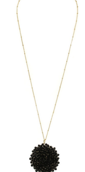 Sunshine in My Pocket Necklace - 5 Colors!