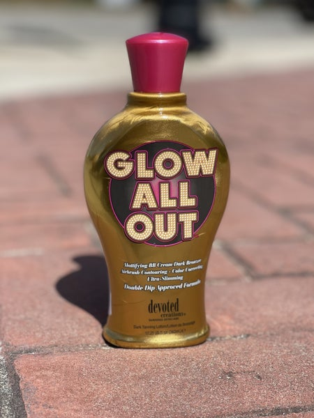 Glow All Out Tanning Lotion *Bronzer*