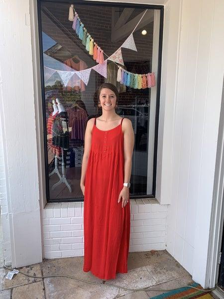 Simple Girl Dress