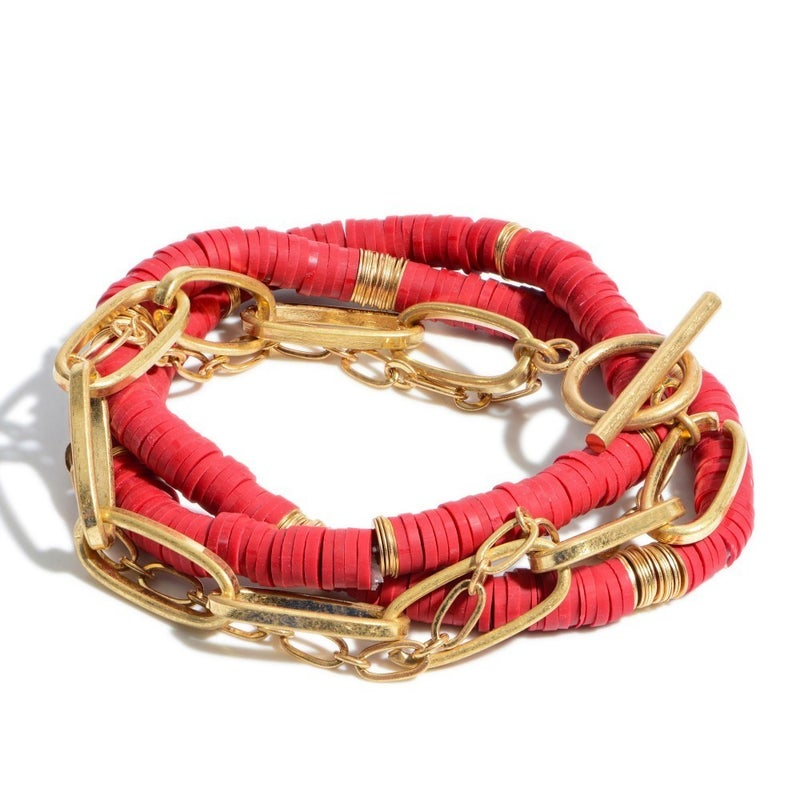 One And Only Bracelet *Red*