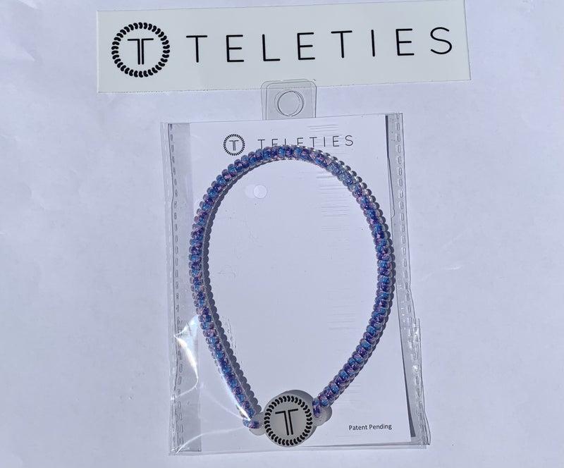 Purple Please Teleties Headband