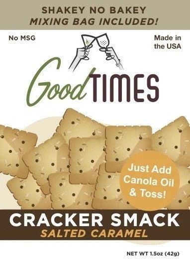 GOOD TIMES Cracker Smacks *Several Flavors*