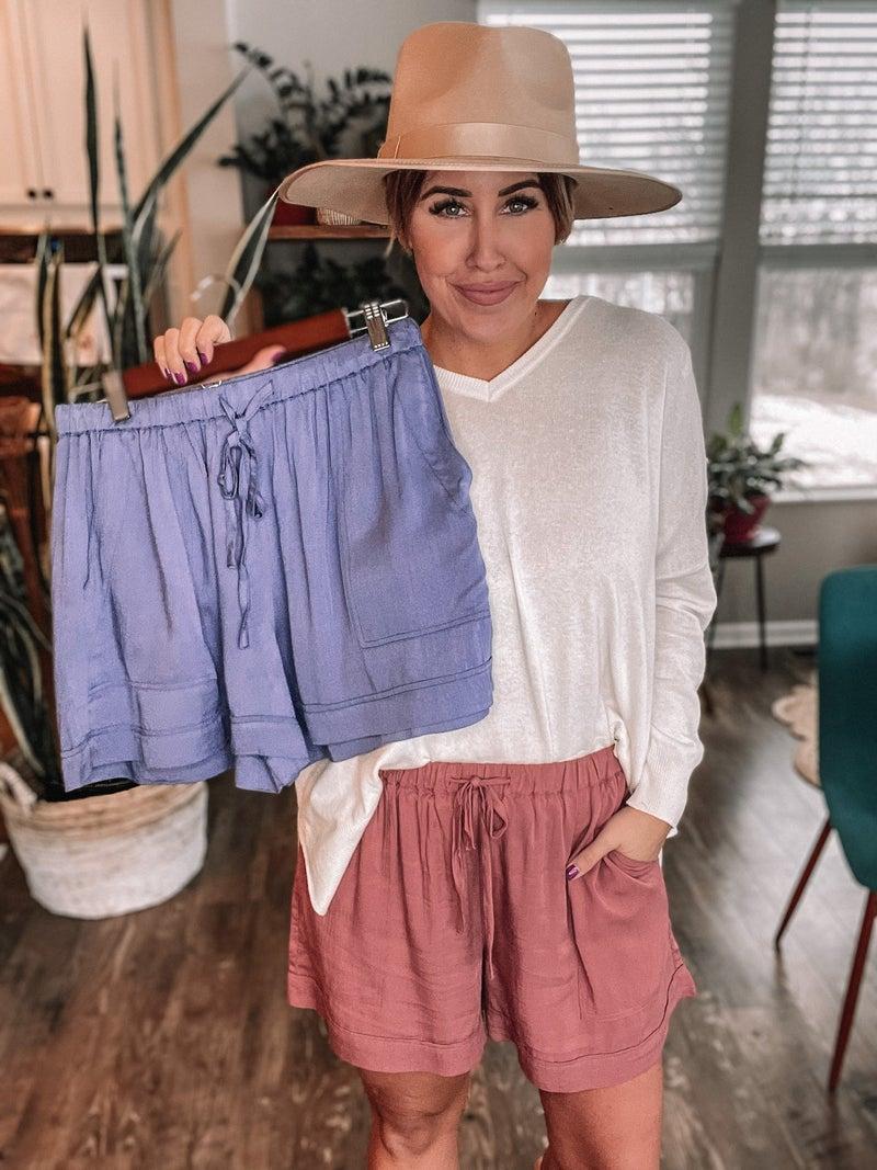 Easy Breezy Shorts