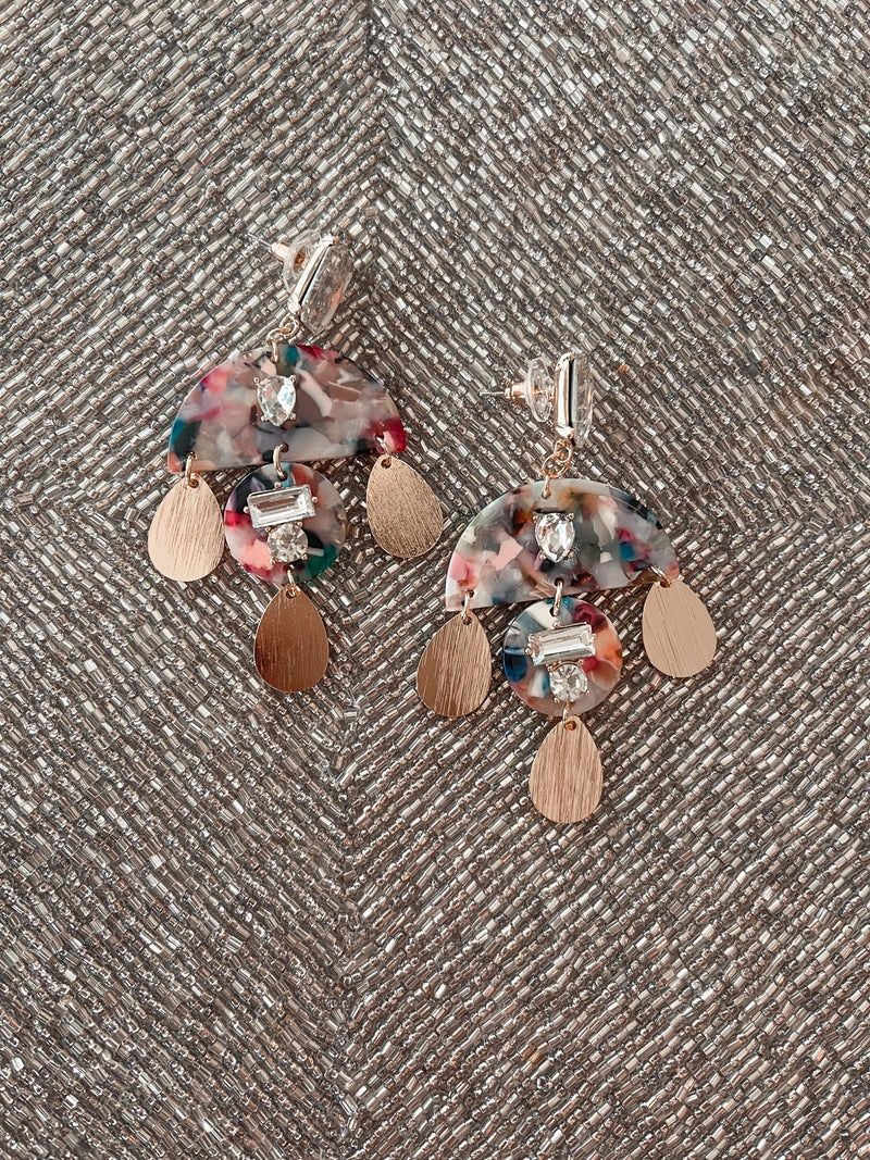 Urban Glam Earrings