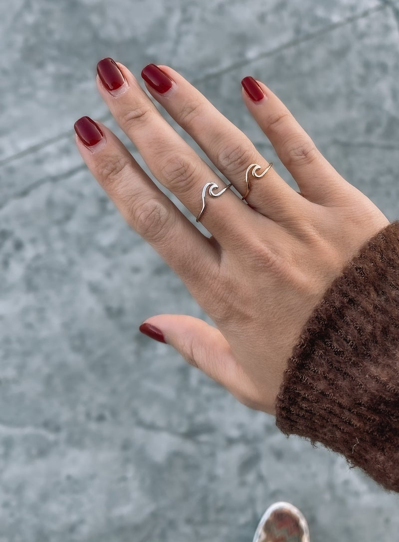 Makin' Waves Ring