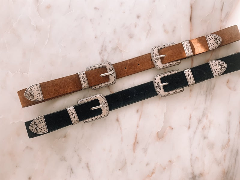 Western Luxe Belt