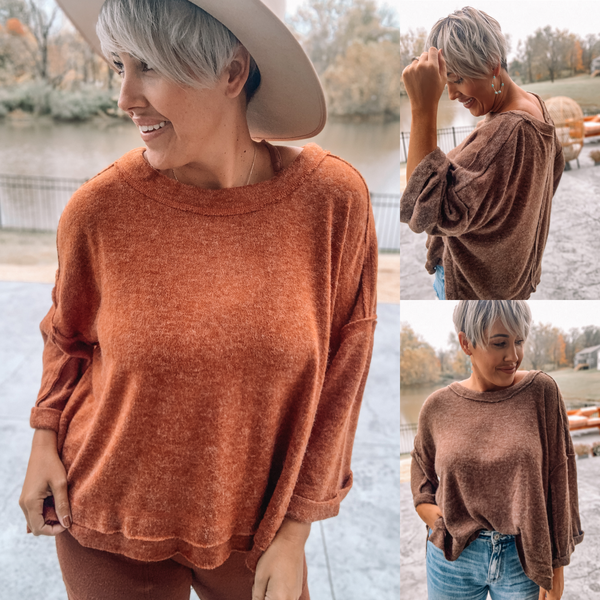 Fall Must Have Top