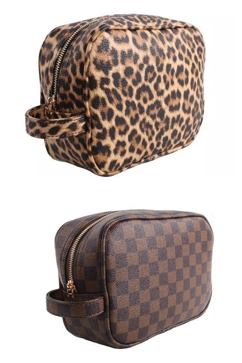 Woman of Influence Cosmetics Bag