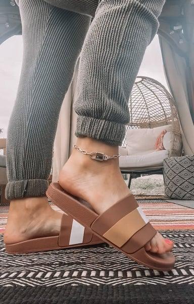 Lady Ankle Locket