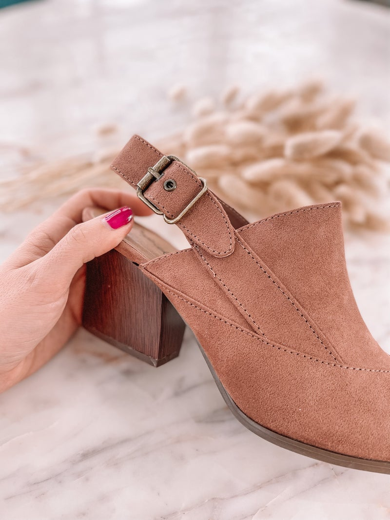 Peek A Boo Shoes *Final Sale*