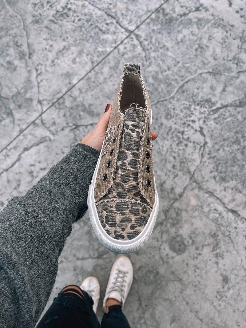 Leopard Peace Princess