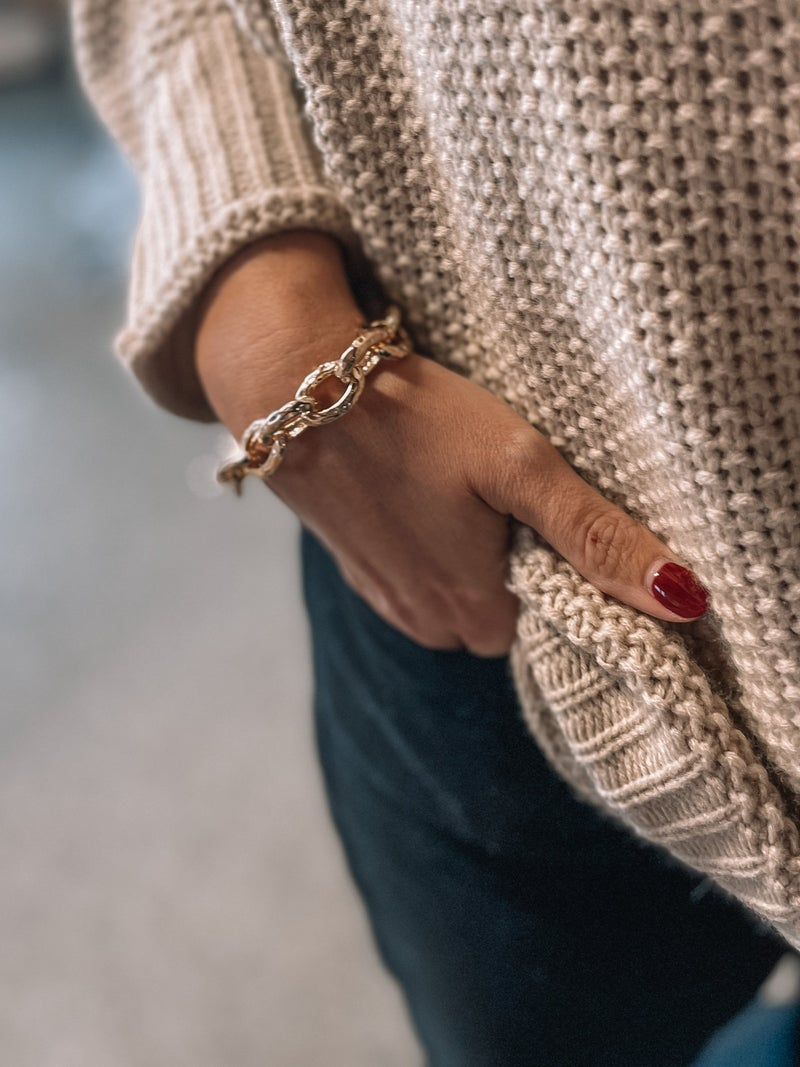 Chic Link Bracelet