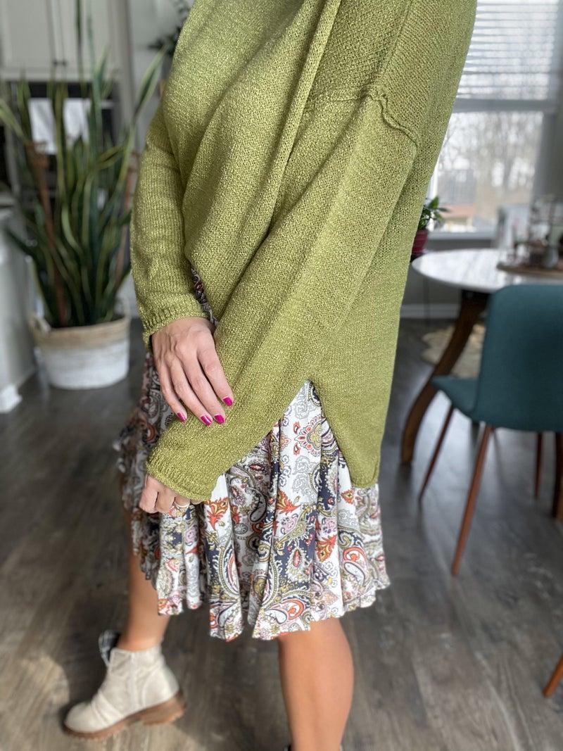 Paisley Perfection Skirt