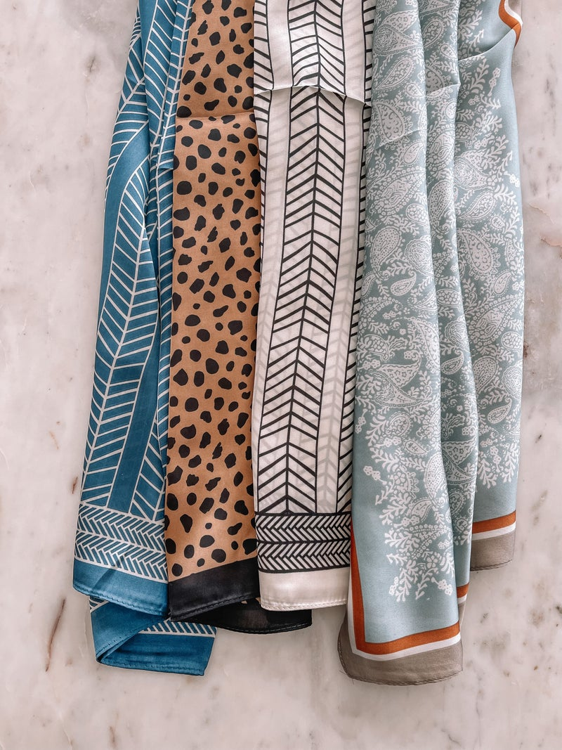 Touch of Sass Scarves