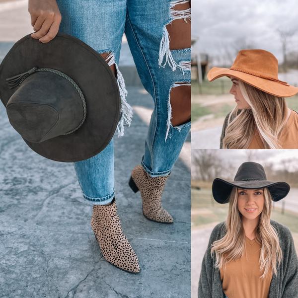 Indiana Jane Hat *Final Sale*