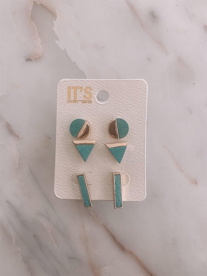 Totally Studded Earring