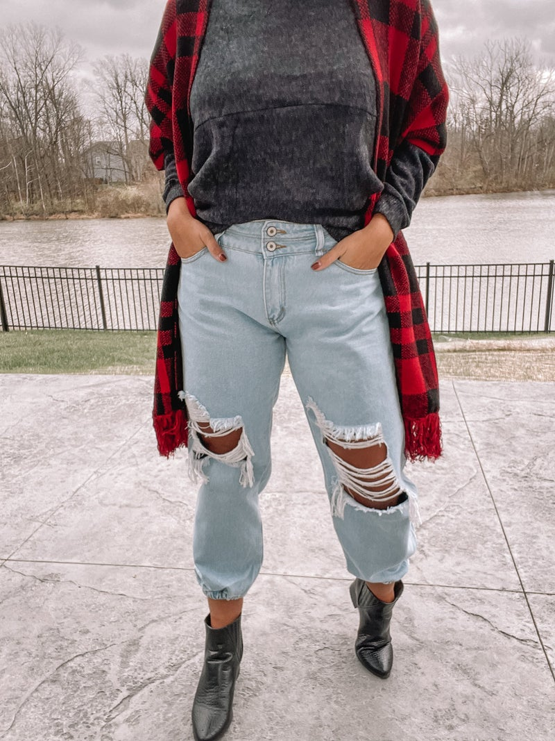 90's Girl Band Jeans *Final Sale*