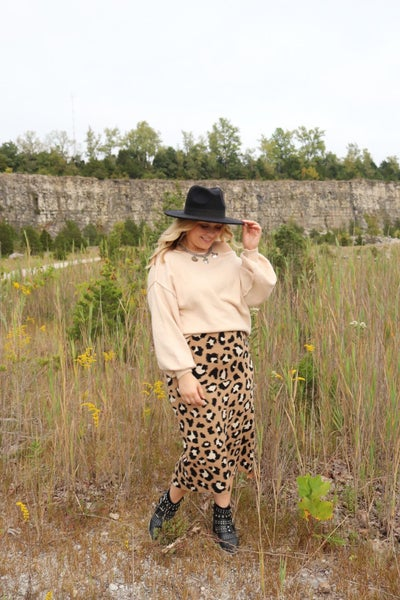 Cheetalicious Skirt
