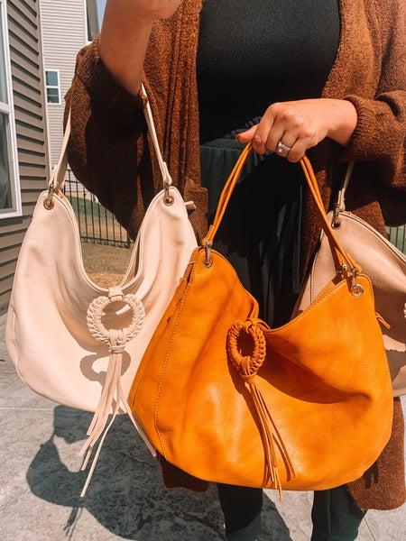 Fall Hobo Bag