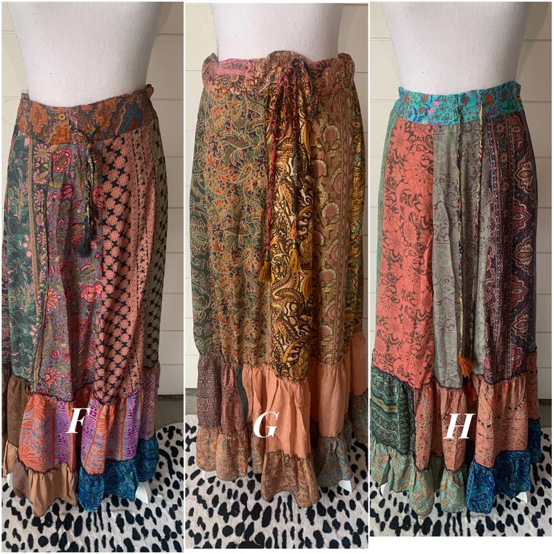 Fall in Love Skirt