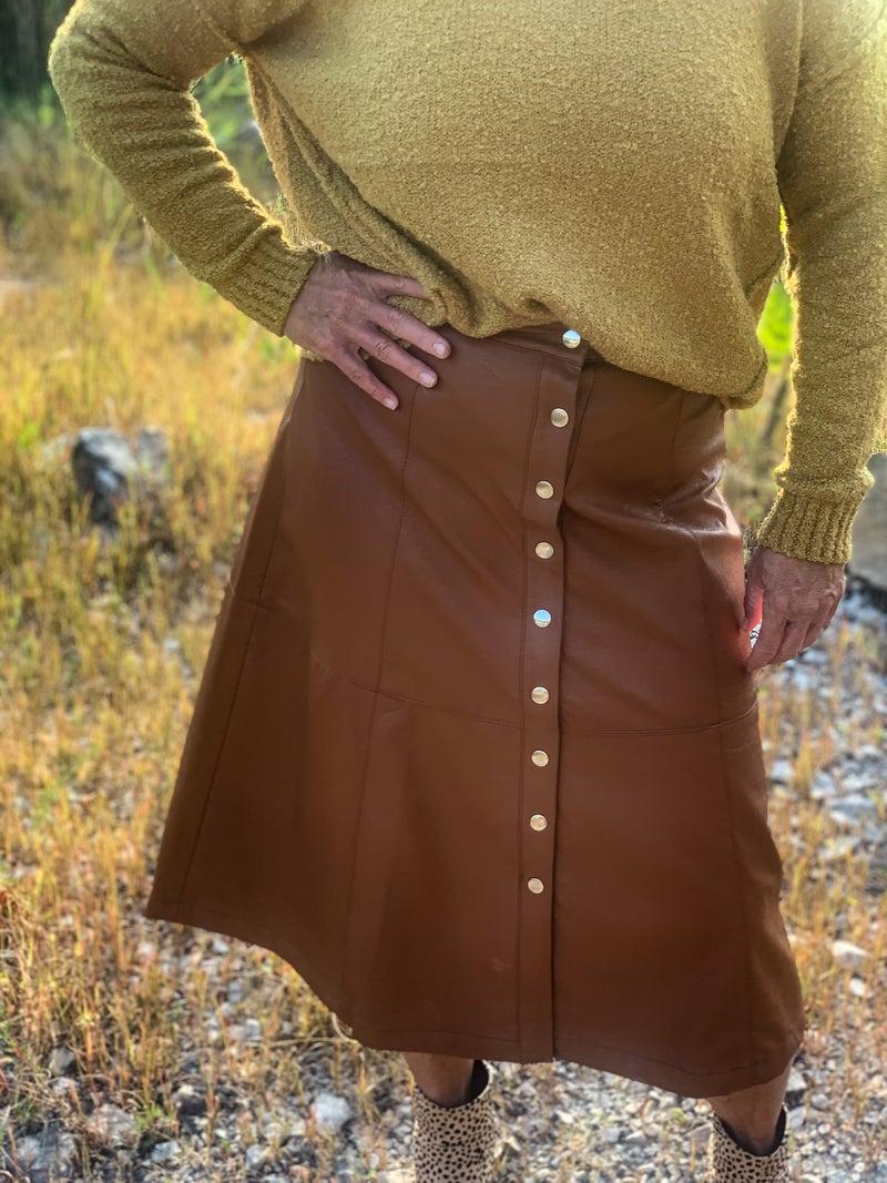 City Vibes Skirt