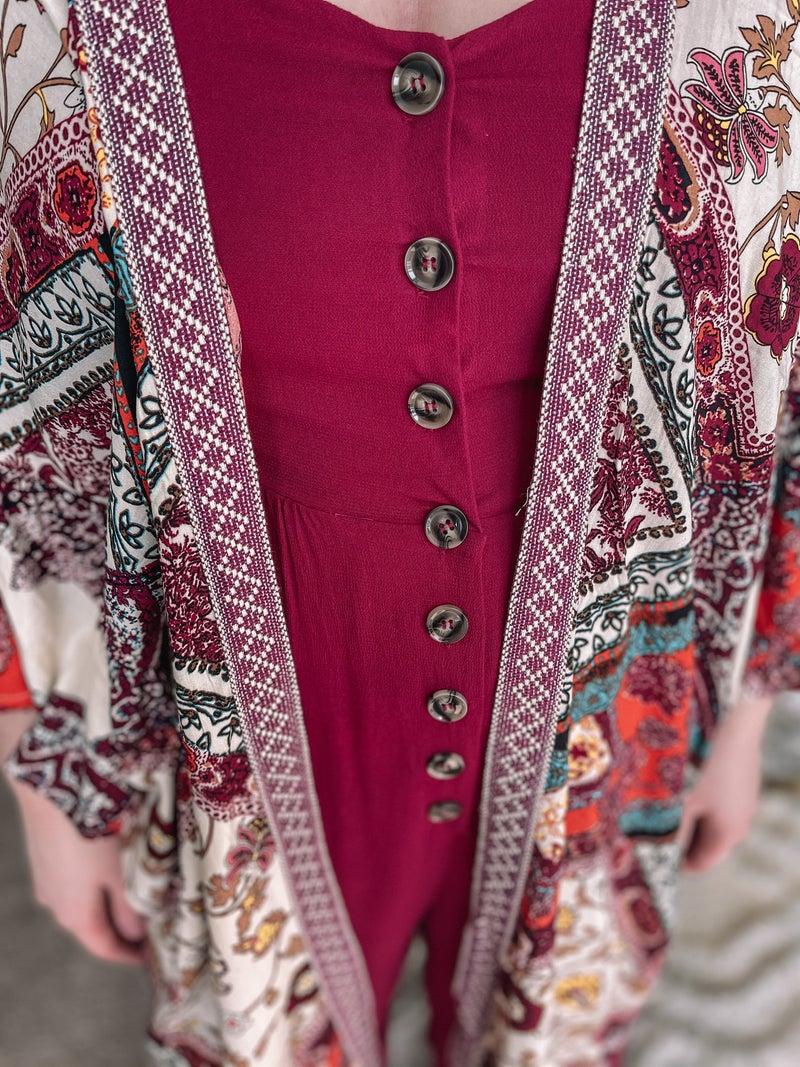 The Bold and Beautiful Kimono