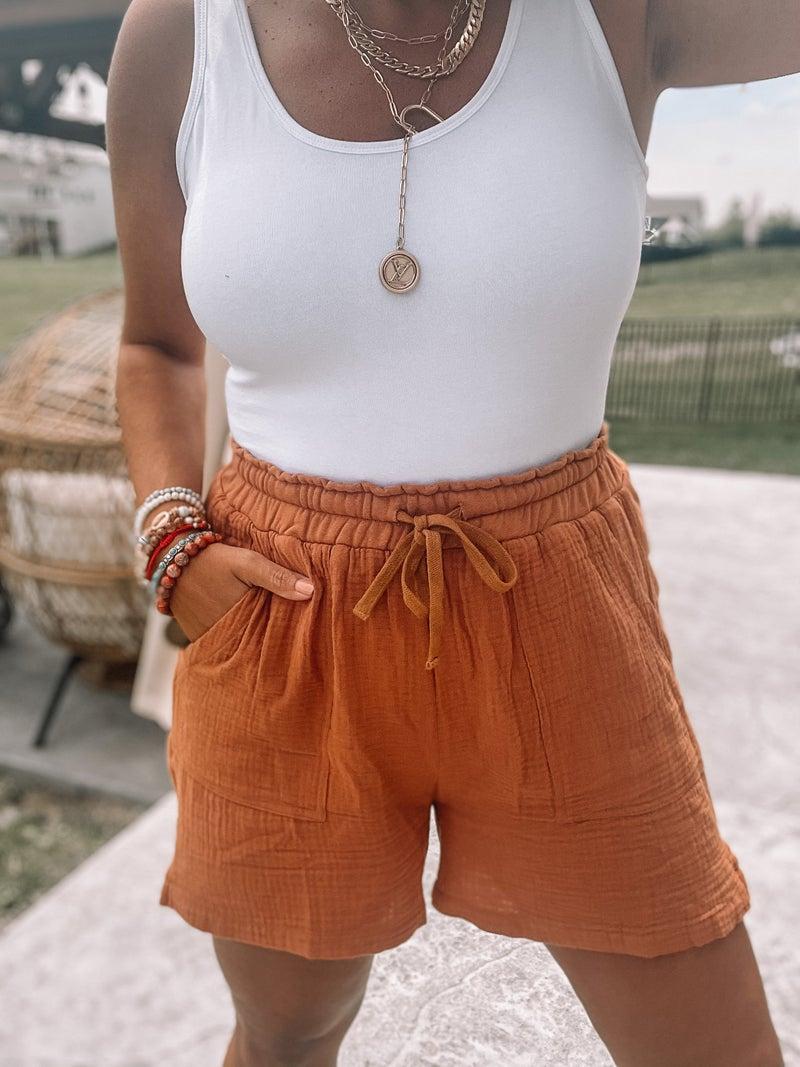 Feelin' Fab Shorts
