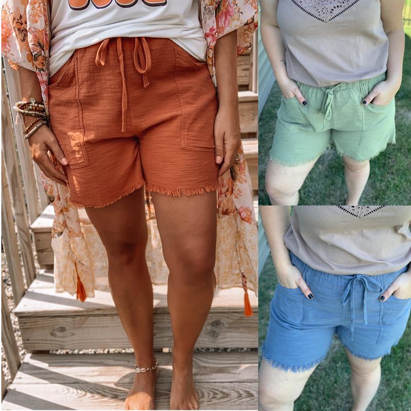 Canyon Vibes Shorts