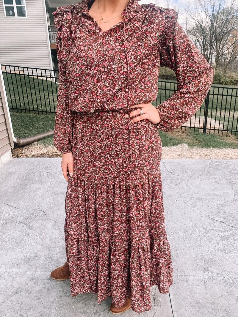 Flower Child Skirt *Final Sale*