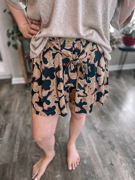 Power of Print Shorts