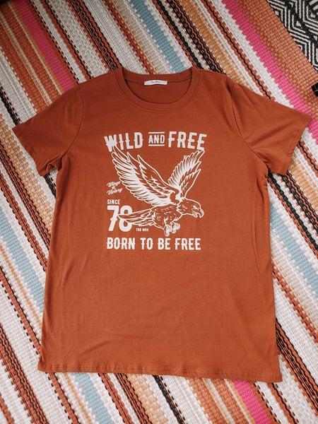 Born to be Free Tee